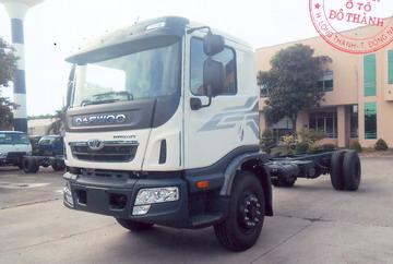 Xe tải 9 tấn Daewoo Prima chassi