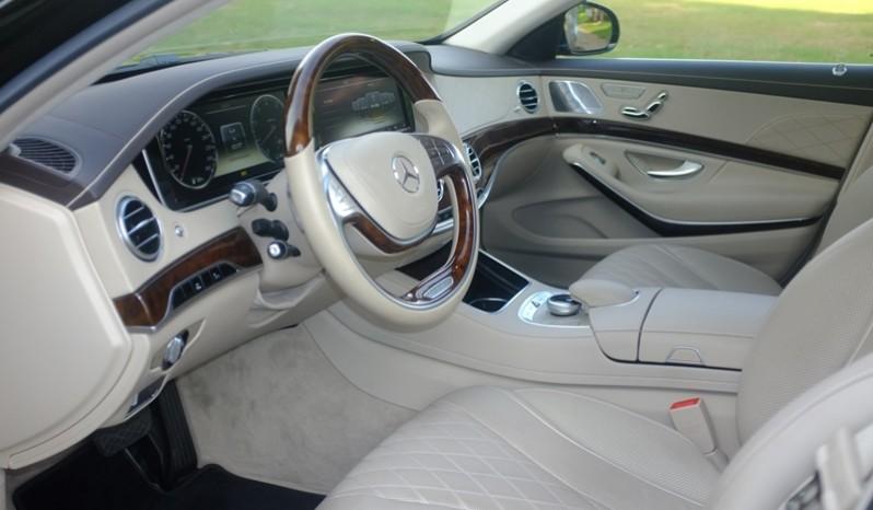 Nội thất  xe Mercedes Benz S500 cũ 2013 nhập đức 03
