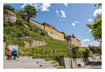 Meersburg: Sightseeing & Geocaching - Schloss