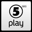 Kanal 5 Play logo