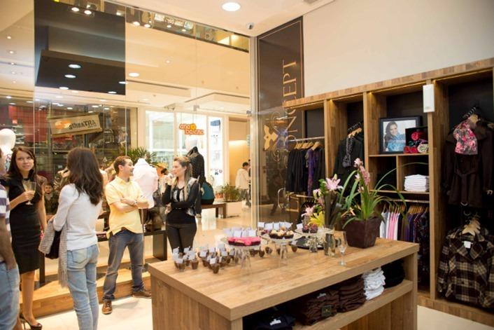 696ca3c7d A marca LM Concept abre loja no Shopping São José – Veja as fotos ...