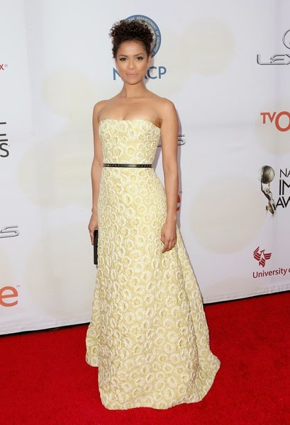 Gugu Mbatha Raw 46th NAACP Image Awards