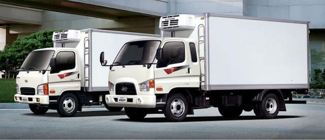 Xe tải Hyundai VT