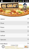 Screenshot of Hallo Pizza