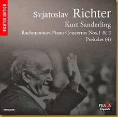 Rachmaninov Concierto piano 2 Richter Sanderling