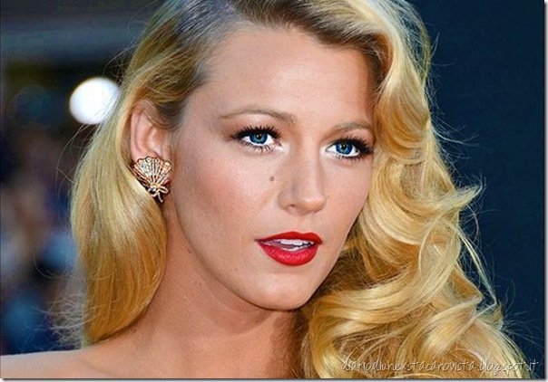 blake lively eye make up