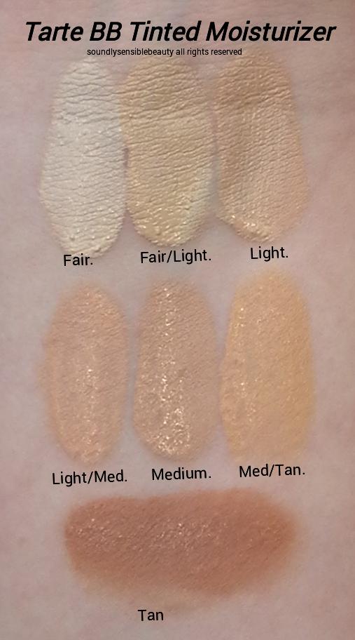 Amazonian Clay BB Tinted Moisturizer Broad Spectrum SPF 20 by Tarte #3