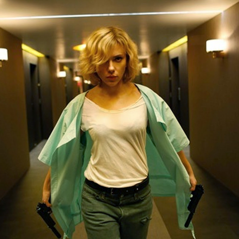 "Scarlett Johansson Frees Her Mind in ""Lucy"" (Opens Aug 06)"