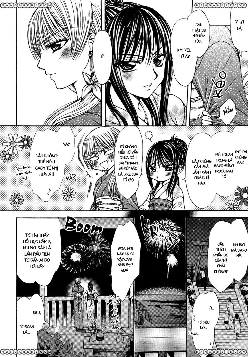 Moment Like Fireworks Chap 001