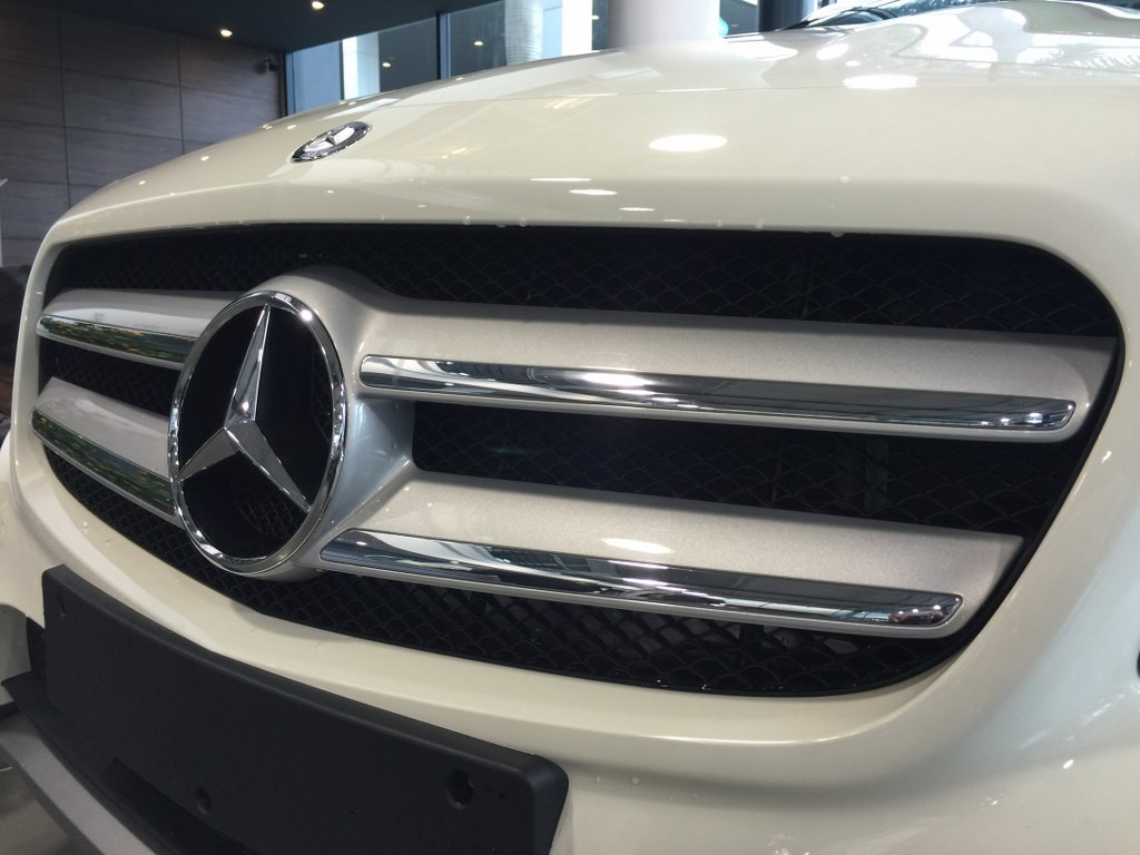 Giá Xe Mercedes Benz GLA250 c