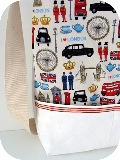 London Olympics tote bag