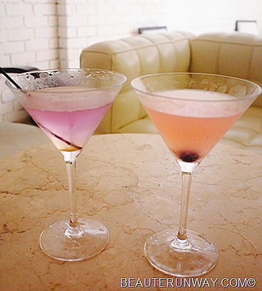 Clinique Honeylicious and Seductions at Drink Culture  Singapore