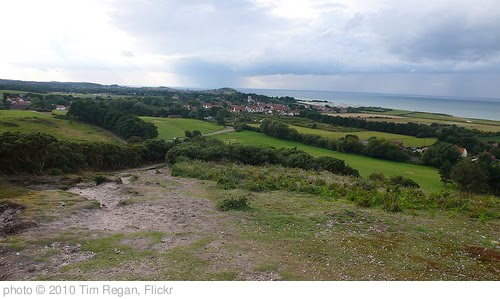 'West Runton view' photo (c) 2010, Tim Regan - license: http://creativecommons.org/licenses/by/2.0/