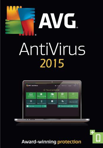 Avg Antivirus 2015 v15.0 Build 5577 Full