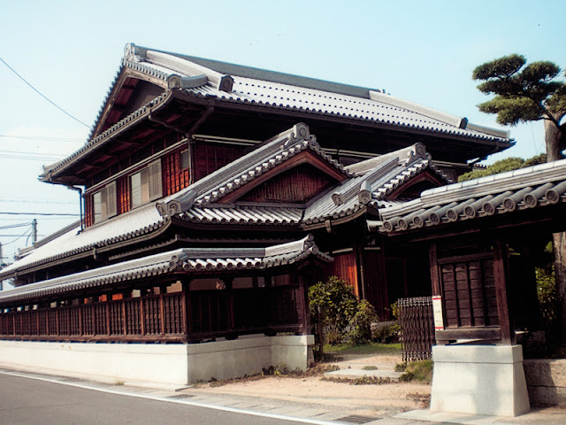Nhà truyền thống Nhật Bản