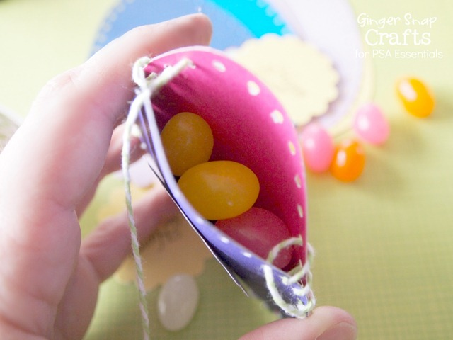 egg candy holder