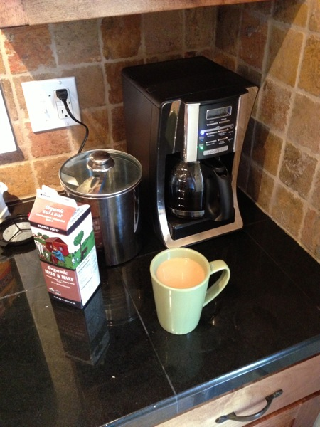 Running with Racheal: Can Someone Teach Me How to Make Coffee?