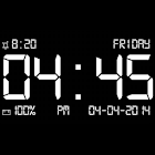 Dock-Station Digital Clock icon