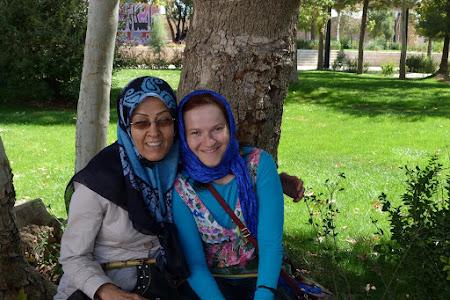 Haine femei Iran
