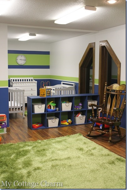 How To Decorate A Church Nursery