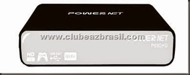 MEGABOX POWERNET P990 HD