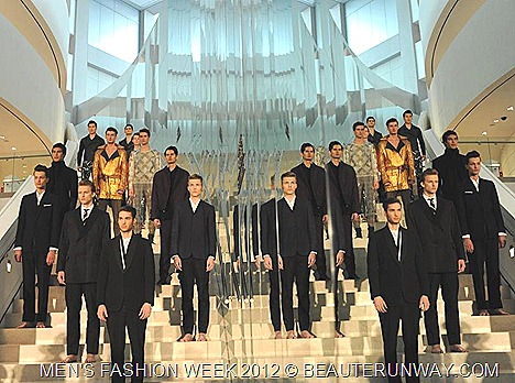 MEN'S FASHION WEEK SINGAPORE 2012 K-POP DANIEL HENNEY SE7EN J-POP DESIGNERS CELEBRITIES MARINA BAY SANDS SPENCER HART SONGZIO MCM GALA SHOWS