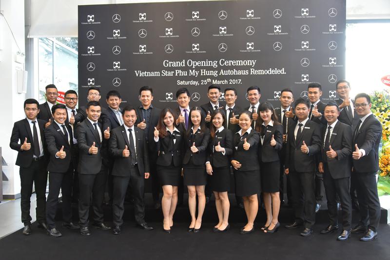 Đại lý xe Mercedes Benz Vietnam Star Automobile 012