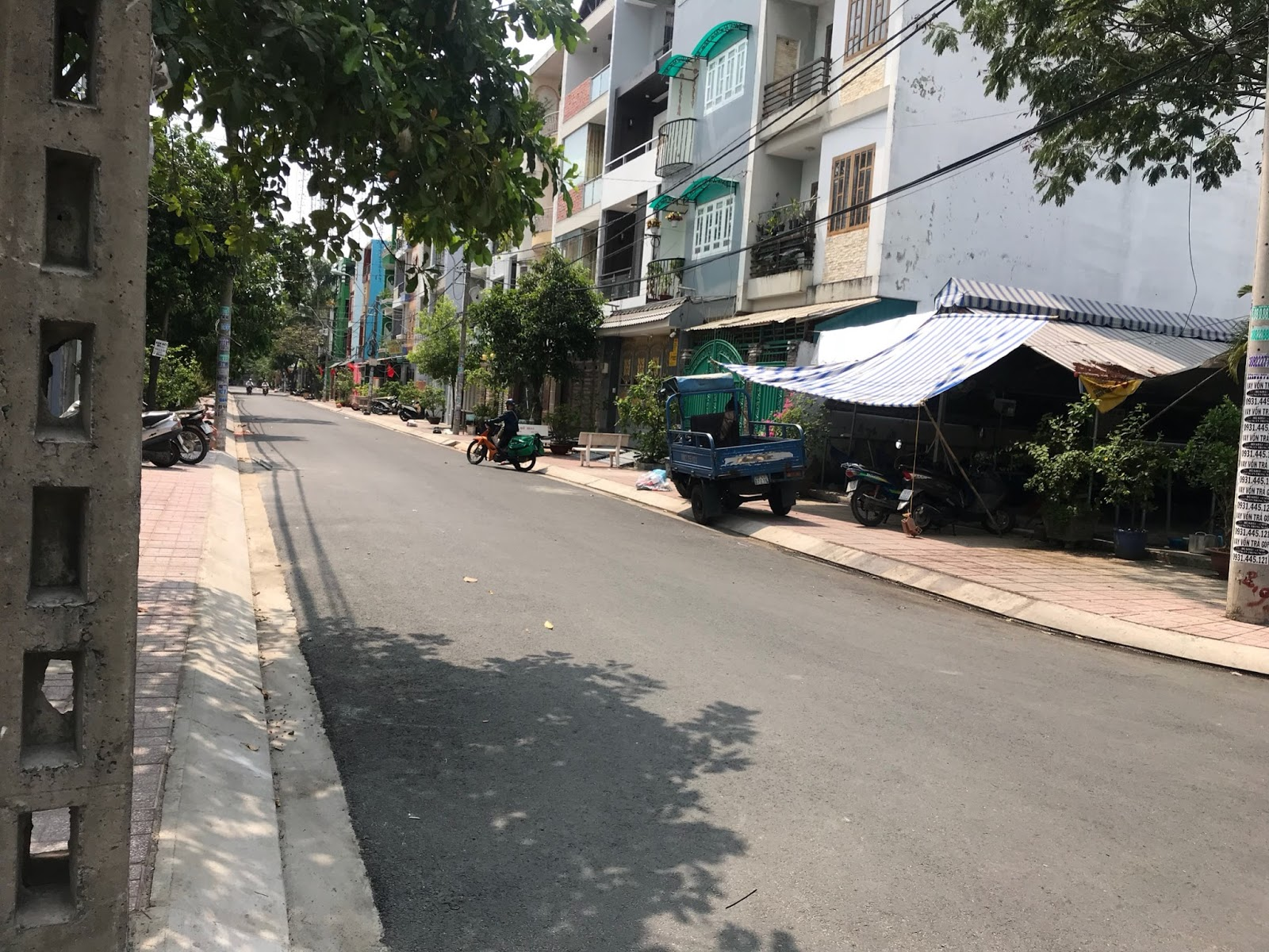 Bán nhà phố và đất nền mặt tiền đường Phan Anh Quận Tân Phú 03