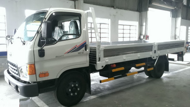 Hyundai HD99 do thanh thung lung