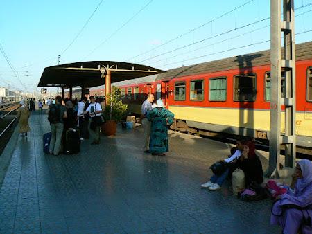 Cai ferate marocane