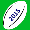Rugby 2015 World Cup/6 Nations icon