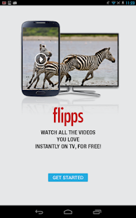Flipps (Formerly iMediaShare) - screenshot thumbnail