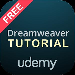 Udemy Dreamweaver CS5.5 Course Icon