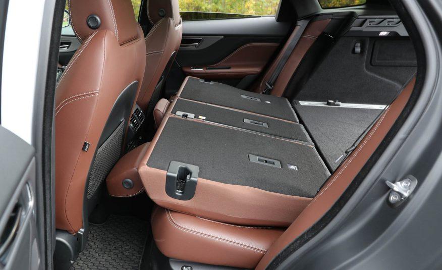 Nội thất xe Jaguar F Pace new model 027