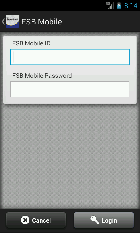 FSB Mobile Banking - screenshot