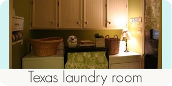 texas laundry room