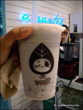 A-Gantea Taro Milk Tea (2)