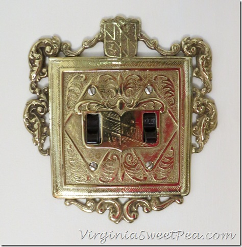 Virginia Metalcrafters Switchplate Cover