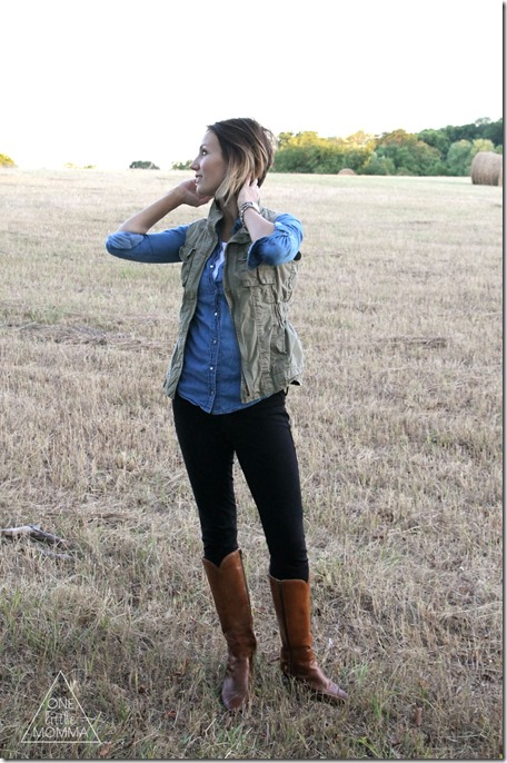 chambray-vest-boots