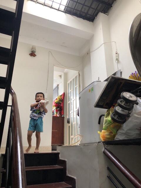 Bán nhà hẻm 2 sẹc đường Thạch Lam Quận Tân Phú, dt 3,1x11m, 3 lầu, 3tỷ250 - 5