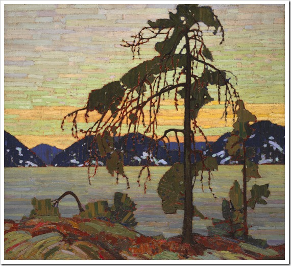 tom thompson jack pine