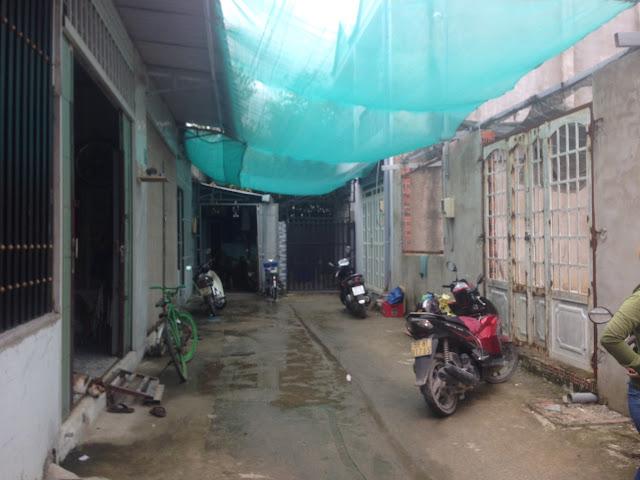 Bán lô đất hẻm xe hơi Xuân Thới Thượng Huyện Hóc Môn 03