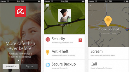 Avira Mobile Security for iPhone and iPad