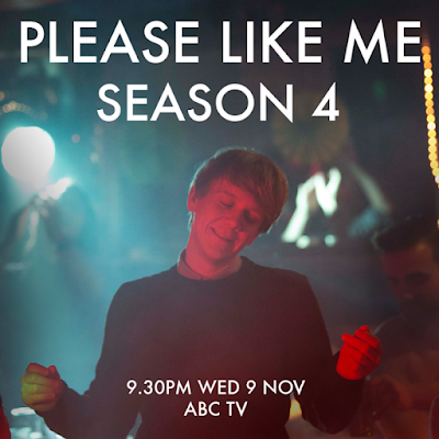 Only 36 days until Please like me season 4