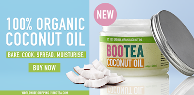 Proud to announce our brand new product Bootea Coconut oil 100 organic