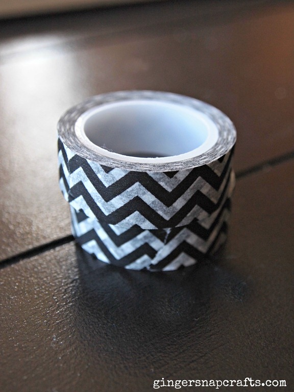 washi tape project