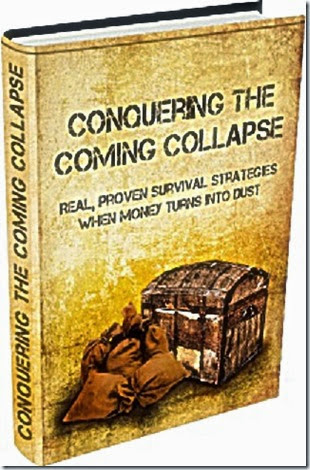 Conquering the Coming Collapse book image