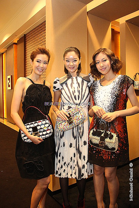 Olivia Ong FENDI Paglia Baguette Bag LIMITED RE-EDITION SHEILA SIM Specchietti BAG BOOK PRE -FALL WINTER 2013 dress shoes leather collar SINGAPORE NEW FLAGSHIP SOUTH EAST ASIA BOUTIQUE GRAND OPENING NGEE ANN CITY