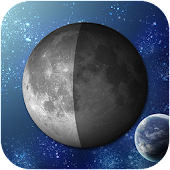 Cell Moon Calendar & Phases