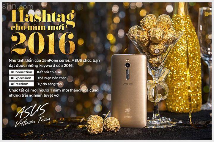 Năm mới Tết đến, hashtag mới với tinh thần mới!